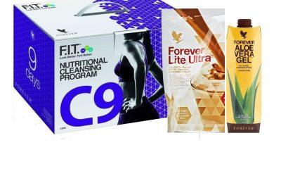 Forever F.I.T. C9 Készlet Lite – Ultra Chocolate (4 Db-os Készlet)
