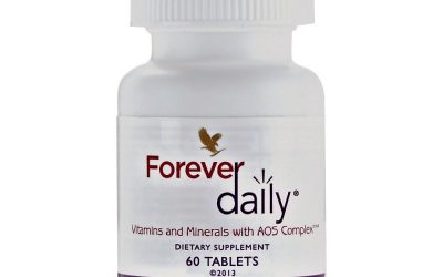Forever Daily Tabletta 60db
