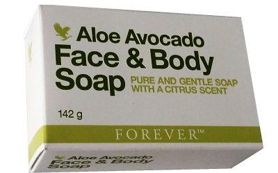 Aloe Avocado Face & Body Soap (arc és Test Szappan)